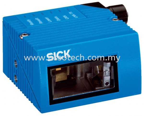 SICK Bar Code Scanner CLV620-3300 (1047825) SICK Penang, Malaysia, Bayan Baru Supplier, Suppliers, Supply, Supplies | Assotech Resources