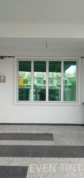12/04 Silver Green Color Safety Film and Solar Film Selangor, Malaysia, Kuala Lumpur (KL), Semenyih Supplier, Suppliers, Supply, Supplies | Even Tint
