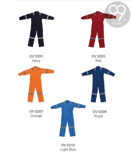 Jacket & Coverall Jacket Apparel Products Selangor, Malaysia, Kuala Lumpur (KL), Kajang Uniform, Manufacturer, Supplier, Supply | 99 Uniform Factory Sdn Bhd