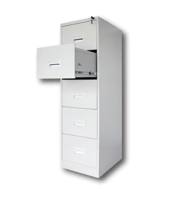 5 Drawer Filing Cabinet S106/5A Steel Drawer  Steel  Office Furniture Nilai, Malaysia, Negeri Sembilan Supplier, Suppliers, Supply, Supplies | Nilai Meng Trading