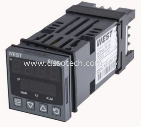 WEST Temperature Controller P6100-2220002 WEST Instruments Penang, Malaysia, Bayan Baru Supplier, Suppliers, Supply, Supplies   Assotech Resources