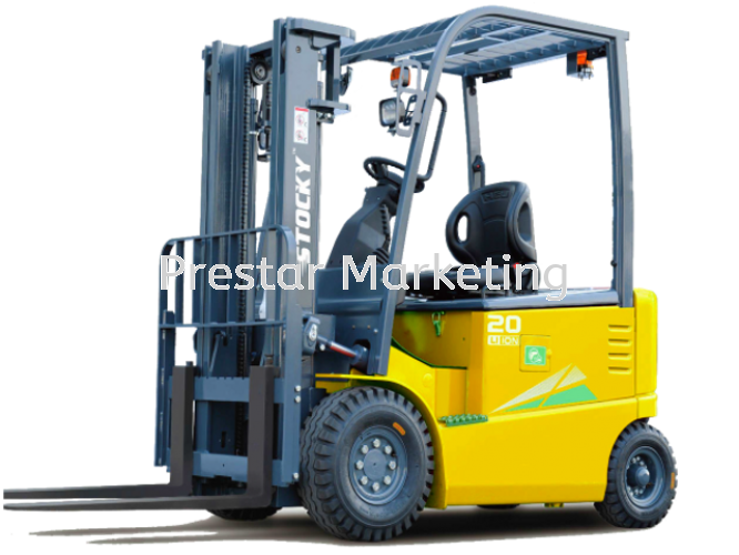 LITHIUM BATTERY COUNTERBALANCED TRUCK