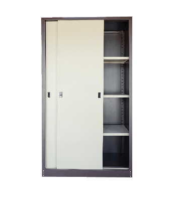 Full Height Cupboard with Steel Sliding Door S116 Steel Cupboard Steel  Office Furniture Nilai, Malaysia, Negeri Sembilan Supplier, Suppliers, Supply, Supplies | Nilai Meng Trading