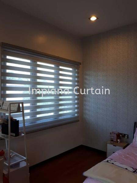 Zebra Blinds - Translucent Zebra Blinds Blinds Selangor, Kuala Lumpur (KL), Malaysia, Petaling Jaya (PJ), Shah Alam Supplier, Suppliers, Supply, Supplies | Impiana Curtain Enterprise