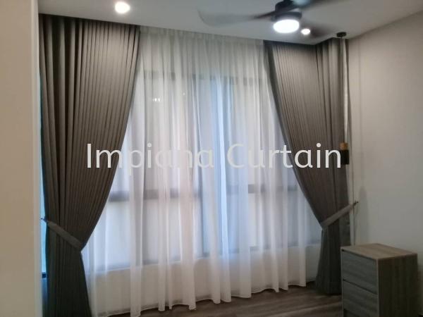 Curtain Wave Pleat Curtain Selangor, Kuala Lumpur (KL), Malaysia, Petaling Jaya (PJ), Shah Alam Supplier, Suppliers, Supply, Supplies   Impiana Curtain Enterprise
