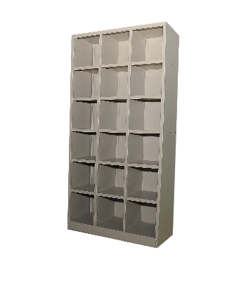 18 Pigeon Holes SPH18 Steel Pigeon Holes Steel  Office Furniture Nilai, Malaysia, Negeri Sembilan Supplier, Suppliers, Supply, Supplies | Nilai Meng Trading