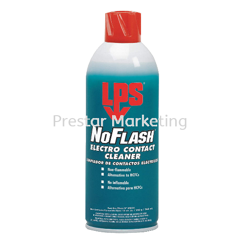 LPS NOFLASH ELECTRO CONTACT CLEANER 04016