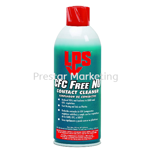 LPS CFC FREE CONTACT CLEANER PART M03116