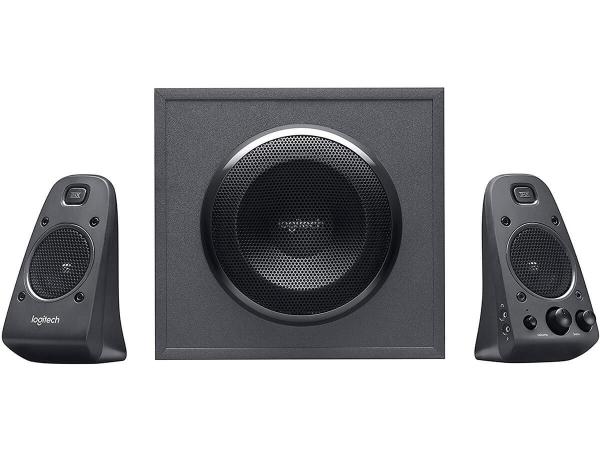 Logitech Z625 Speaker Powerful Thx Sound Audio 2.1 Logitech Speakers Skudai, Johor Bahru (JB), Malaysia Supplier, Retailer, Supply, Supplies   Intelisys Technology Sdn Bhd