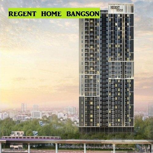 Bangkok Property Regent Home Bangson by Regent Green Power Current Projects Bangkok, Thailand Property, Investment, Consultancy   Tyssen Global Management