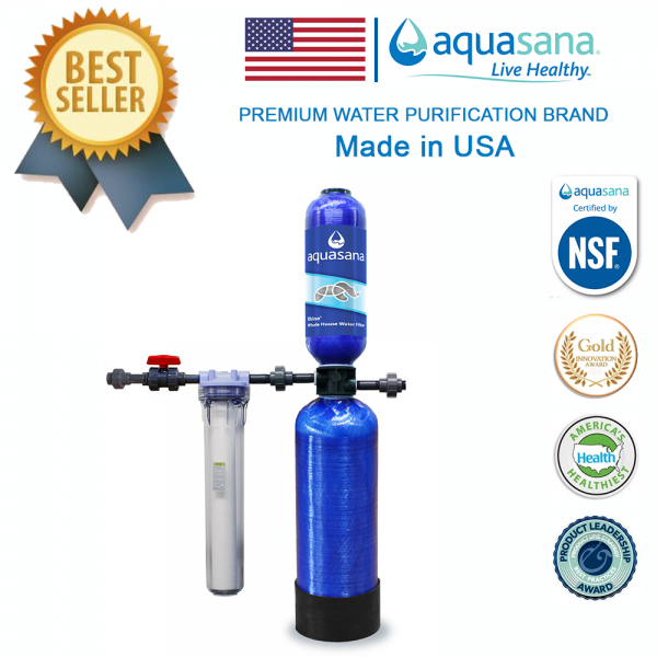 AQUASANA EQ-1000 Whole House Filter System 1,000,000 Gallon Rhino Whole House System Malaysia, Selangor, Kuala Lumpur (KL), Puchong Distributor, Supplier, Supply, Supplies | Water Shop (M) Sdn Bhd