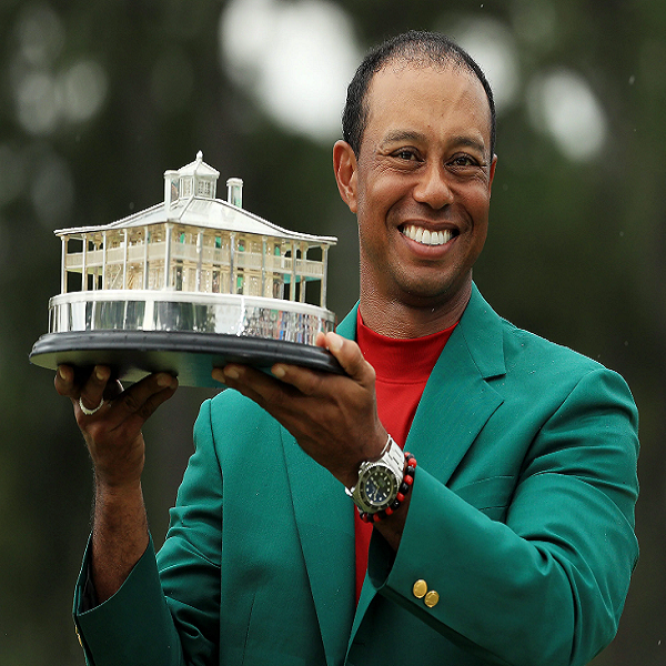 Tiger Woods' victory in Masters a win for golf business Other News Malaysia News | SilkRoad Media