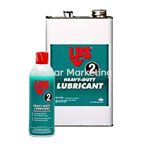 LPS 2 HEAVY-DUTY LUBRICANT