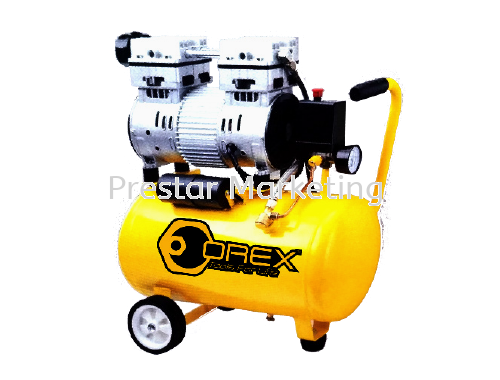 AIR COMPRESSOR SILENCE TYPE (24 LITRE)