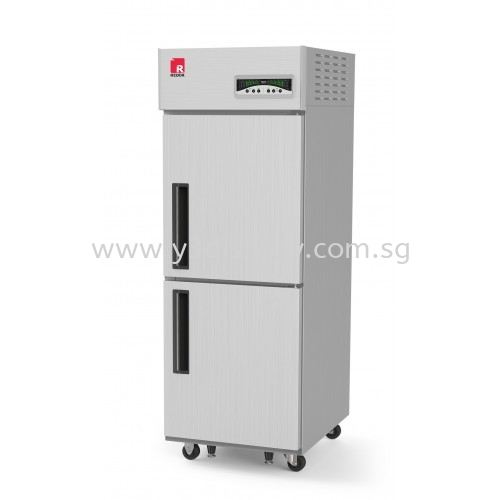 Redor 2Door Upright Chiller  Upright Chiller Redor Chiller And Freezer Singapore Supplier, Distributor, Supply, Supplies | Y3 Display and Storage Pte Ltd