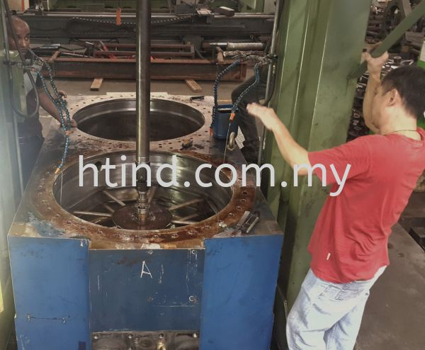 Heavy Duty ceramic Tile press barrel Honing Selangor, Malaysia, Kuala Lumpur (KL), Johor Bahru (JB), Penang Services, Specialist | H & T Industries Group