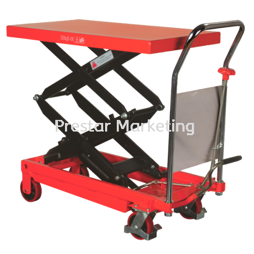STOCKY - HYDRAULIC TABLE LIFTER (350 / 700 KG)