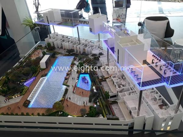 Saujana - Facility Floor @ Batu Kawan Saujana - Facility Floor @ Batu Kawan Paramount Propety Building Model Layout Malaysia, Penang Building, Model, Maker, Services | Eight A Model Sdn Bhd