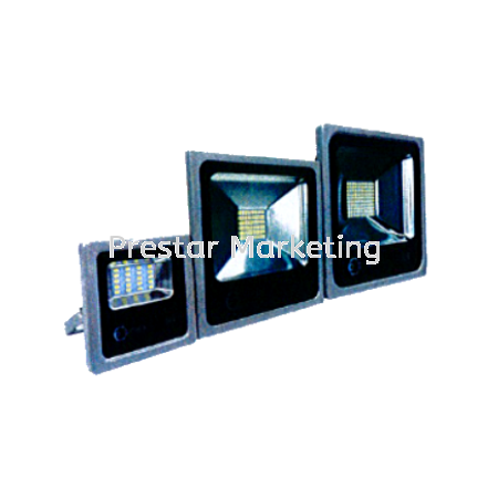 LED RECHARGABLE FLOOD LIGHT WITH SMD CHIP