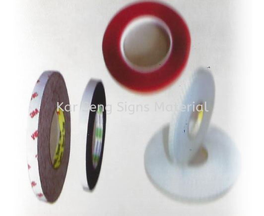 Double Sided Tape Others Kuala Lumpur (KL), Malaysia, Selangor Supplier, Suppliers, Supply, Supplies | Kar Seng Signs Material Sdn Bhd
