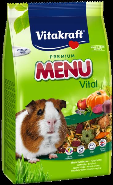 Vitakraft Premium Menu Vital Guinea Pig (1kg) Premium Menu Vital Small Animal Food Vitakraft Malaysia, Selangor, Kuala Lumpur (KL), Puchong Distributor, Supplier, Supply, Supplies | Progenesis Group Sdn Bhd