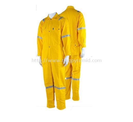 Tecasafe Plus FR Coverall FR Coverall Safety Workwear Johor Bahru (JB), Malaysia, Masai Supplier, Wholesaler, Supply, Supplies | TMG Pyramid Sdn Bhd