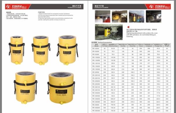 YINDU HYDRAULIC CYLINDER Hydraulic Cylinder Hydraulic Equipments Johor Bahru (JB), Malaysia, Mount Austin Supplier, Suppliers, Supply, Supplies | Megatrane Sdn Bhd