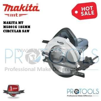 "MAKITA M5801G 185MM (7-1/4"") - CIRCULAR SAW FOC 1 EXTRA MAKITA SAW BLADE & SAND PAPER/SOLO MACHINE WITH BLADE (1 YEAR WARRANTY) MAKITA CORDED POWER TOOLS Johor Bahru (JB), Malaysia, Senai Supplier, Suppliers, Supply, Supplies | Protools Hardware Sdn Bhd"