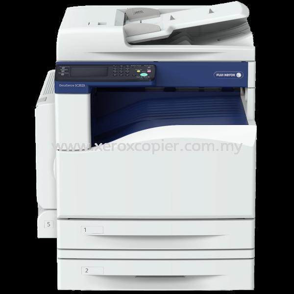 DOCUCENTRE SC2020 Fuji Xerox Copiers Rental Selangor, Malaysia, Kuala Lumpur (KL), Petaling Jaya (PJ) Rental, Services | Innowest Office Automation
