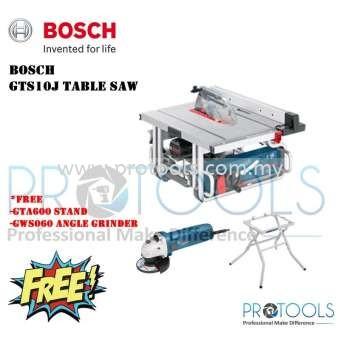 BOSCH GTS10J TABLE FOC GTA600 STAND + GWS060 ANGLE GRINDER TABLE SAW CORDED POWER TOOLS Johor Bahru (JB), Malaysia, Senai Supplier, Suppliers, Supply, Supplies | Protools Hardware Sdn Bhd