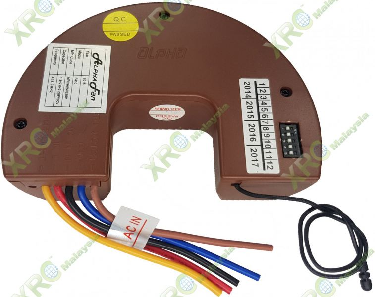 F410 COSA CEILING FAN PCB BOARD PCB BOARD FAN SPARE PARTS Johor Bahru JB Malaysia Manufacturer & Supplier | XET Sales & Services Sdn Bhd