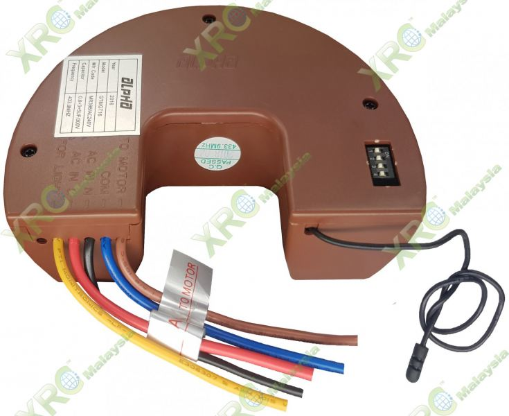 GT16 ALPHA CEILING FAN PCB BOARD PCB BOARD FAN SPARE PARTS Johor Bahru JB Malaysia Manufacturer & Supplier   XET Sales & Services Sdn Bhd