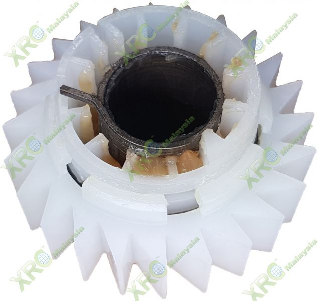 AW-7080S TOSHIBA CLUTCH GEAR CLUTCH GEAR WASHING MACHINE SPARE PARTS Johor Bahru JB Malaysia Manufacturer & Supplier | XET Sales & Services Sdn Bhd