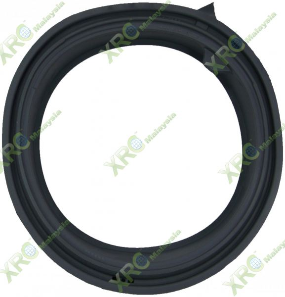 WW80H5290EW SAMSUNG FRONT LOADING WASHING MACHINE DOOR SEAL DOOR SEAL RUBBER WASHING MACHINE SPARE PARTS Johor Bahru JB Malaysia Manufacturer & Supplier | XET Sales & Services Sdn Bhd