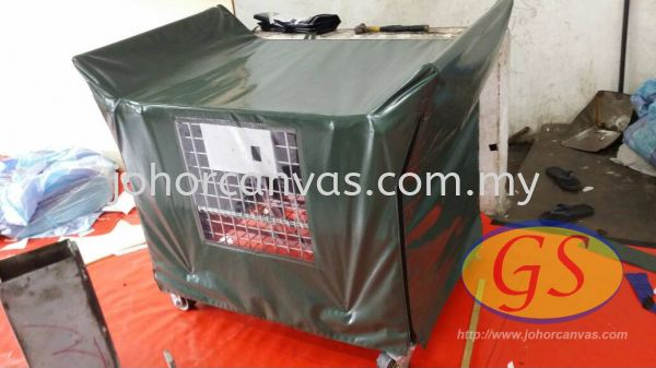 Special Trolley Cover Products Application Johor Bahru (JB), Malaysia, Larkin Supplier, Manufacturer, Supply, Supplies | Guan Seng Canvas Sdn Bhd