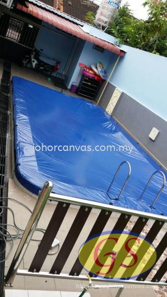 Swimming Pool Cover Products Application Johor Bahru (JB), Malaysia, Larkin Supplier, Manufacturer, Supply, Supplies | Guan Seng Canvas Sdn Bhd