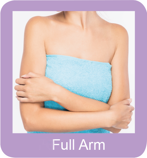 Full Arm Hair Removal Large Area Permanent Hair Removal Selangor, Malaysia, Kuala Lumpur (KL), Subang Jaya, Mid Valley City Hair Removal Treatment | Hairy Mary