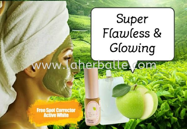 IGT Mask : Super Flawless & Glowing ( 4 session + free gift ) Facial Package Session In-House Treatment Kuala Lumpur (KL), Selangor, Penang, Malaysia Supplier, Suppliers, Supply, Supplies | La Herballe