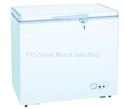 SINGLE DOOR CHEST FREEZER 250L