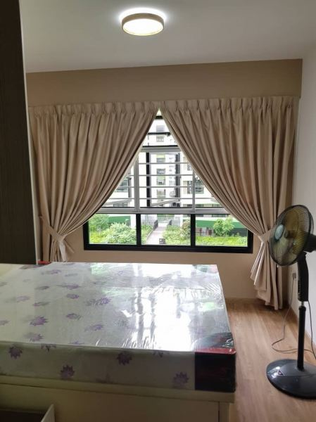 Singapore Toa Payoh East Night Curtain & Blinds Johor Bahru (JB), Johor Supplier, Suppliers, Supplies, Supply | Kim Curtain Design & Decorating Enterprise