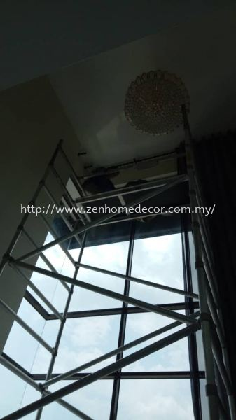 Special Height Curtain  Curtain Curtain & Lace Selangor, Malaysia, Kuala Lumpur (KL), Puchong, Shah Alam Supplier, Suppliers, Supply, Supplies | Zen Home Decor