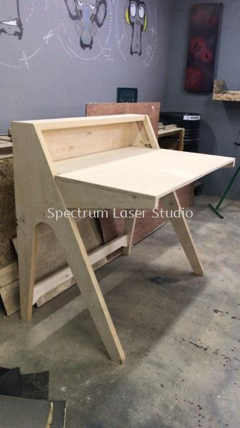 Router Cut Wooden Table Router Cutting Kuala Lumpur (KL), Malaysia, Selangor, Kepong Services | Spectrum Laser Studio