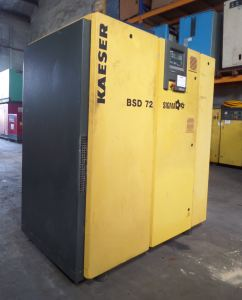 50 hp used air compressor for sale