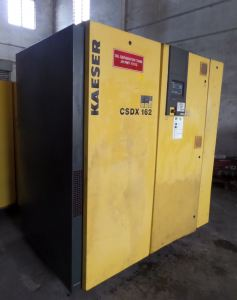 100 hp used air compressor for sale