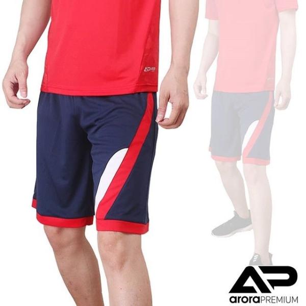 AP 1005 - NAVY RED  SHORTS ARORA PREMIUM Kuala Lumpur (KL), Malaysia, Selangor, Cheras Supplier, Suppliers, Supply, Supplies | Arora Sports & Printing Sdn Bhd