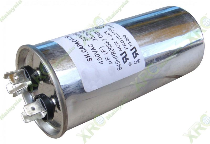 45UF 450V AIR CONDITIONING CAPACITOR CAPACITOR AIR CONDITIONING SPARE PARTS Johor Bahru JB Malaysia Manufacturer & Supplier | XET Sales & Services Sdn Bhd