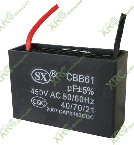 FC-1.0UF 450V FAN CAPACITOR FAN CAPACITOR FAN SPARE PARTS Johor Bahru JB Malaysia Manufacturer & Supplier | XET Sales & Services Sdn Bhd