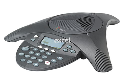 Polycom Soundstation 2 Teleconferencing System Video Conferencing System Selangor, Kuala Lumpur (KL), Malaysia, Puchong Supplier, Supply, Supplies, Installation | Excel Telecommunication (M) Sdn Bhd
