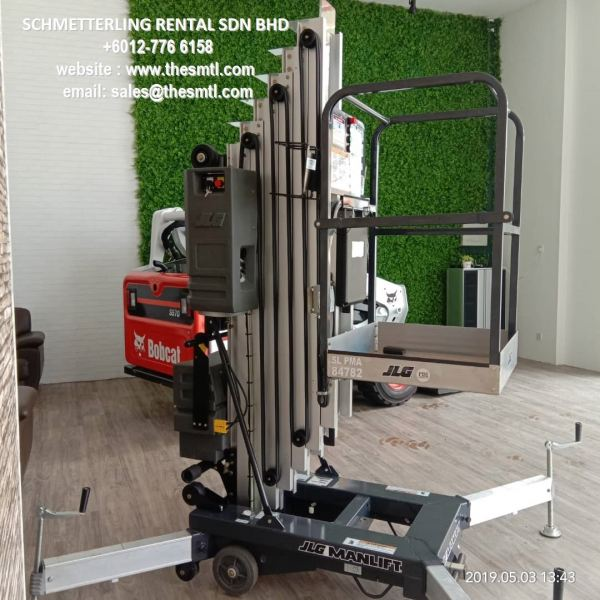 Vertical Personnel Lift 30 AM Vertical Personal Lift Rental Singapore, Malaysia, Johor, Pekan Nanas Supplier, Supply, Supplies, Rental | Schmetterling Rental Sdn Bhd