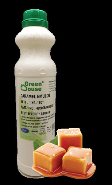 Caramel Emulco - 1kg 1 kg Emulco  Malaysia, Selangor, Kuala Lumpur (KL), Serdang Food, Bakery, Manufacturer, Supplier   Green House Ingredient Sdn Bhd
